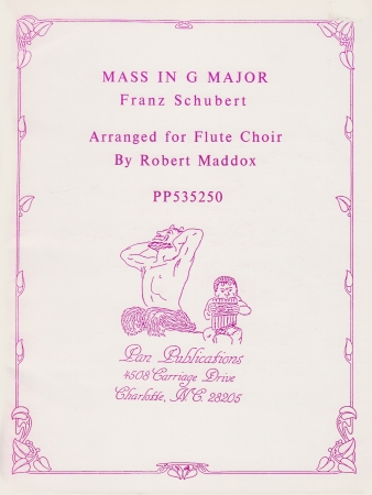 MASS IN G MAJOR