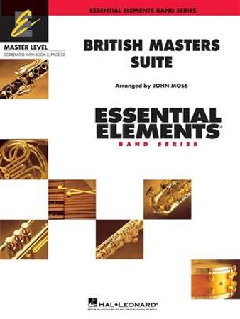 BRITISH MASTERS SUITE (score & parts)