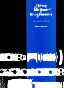 THREE MATISSE IMPRESSIONS