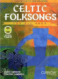 CELTIC FOLKSONGS for All Ages + CD