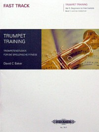 FAST TRACK TRUMPET TRAINING Book 1