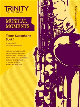MUSICAL MOMENTS Book 1