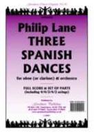 THREE SPANISH DANCES