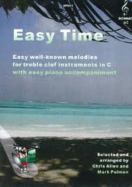 EASY TIME well-known melodies C instruments