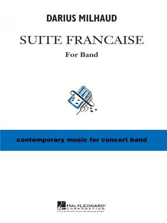 SUITE FRANCAISE Op.248 (score & parts)