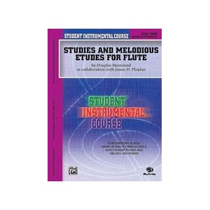 STUDIES AND MELODIOUS ETUDES Level 3