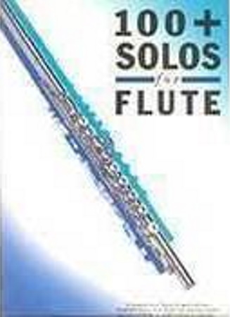 100+ SOLOS FOR FLUTE