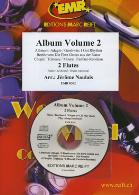 ALBUM FOR FLUTE DUET Volume 2 + CD