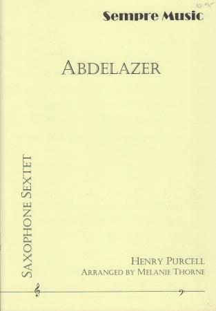 ABDELAZER (score & parts)