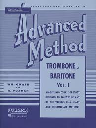 RUBANK ADVANCED METHOD Volume 1