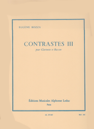 CONTRASTES III