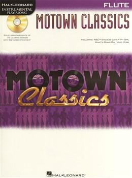 MOTOWN CLASSICS Instrumental Play-Along + CD