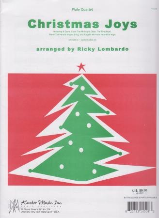 CHRISTMAS JOYS (score & parts)