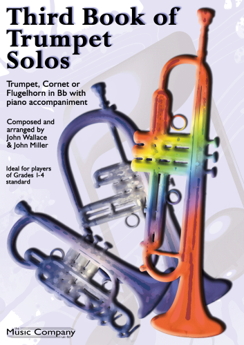 THIRD BOOK OF TRUMPET SOLOS Complete