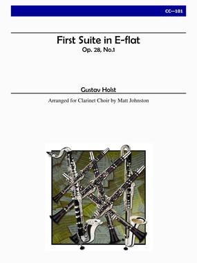 FIRST SUITE in E Flat major, Op.28 No.1