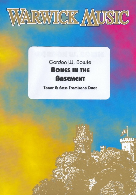 THE BONES IN THE BASEMENT tenor & bass