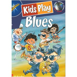 KIDS PLAY BLUES + CD