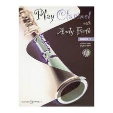 PLAY CLARINET with Andy Firth Book 1 + CD
