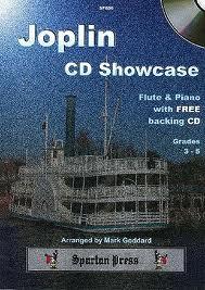 JOPLIN CD SHOWCASE + CD