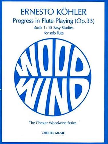 PROGRESS IN FLUTE PLAYING Op.33 Book 1