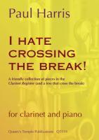 I HATE CROSSING THE BREAK!