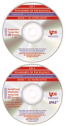 STANDARD OF EXCELLENCE Book 1 Enhancer Kit