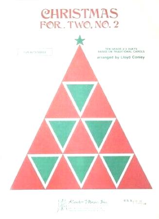 CHRISTMAS FOR TWO No.2