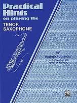 PRACTICAL HINTS (tenor)