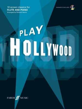PLAY HOLLYWOOD + CD