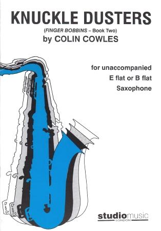 KNUCKLE DUSTERS (Finger Bobbins Book 2)