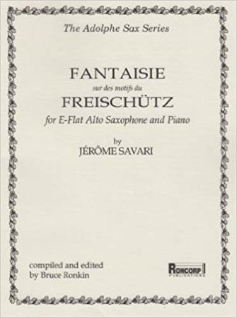 FANTAISIE on themes from 'Der Freischutz'
