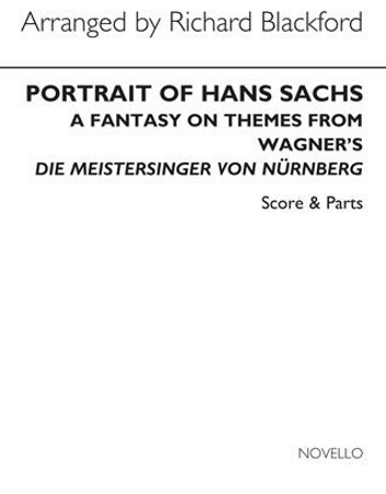 PORTRAIT OF HANS SACHS score & parts