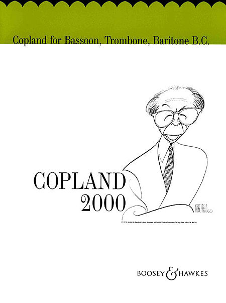 COPLAND FOR BASSOON