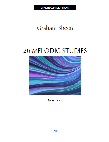 26 MELODIC STUDIES - Digital Edition
