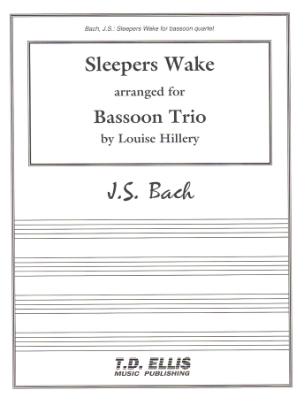 SLEEPERS WAKE (score & parts)