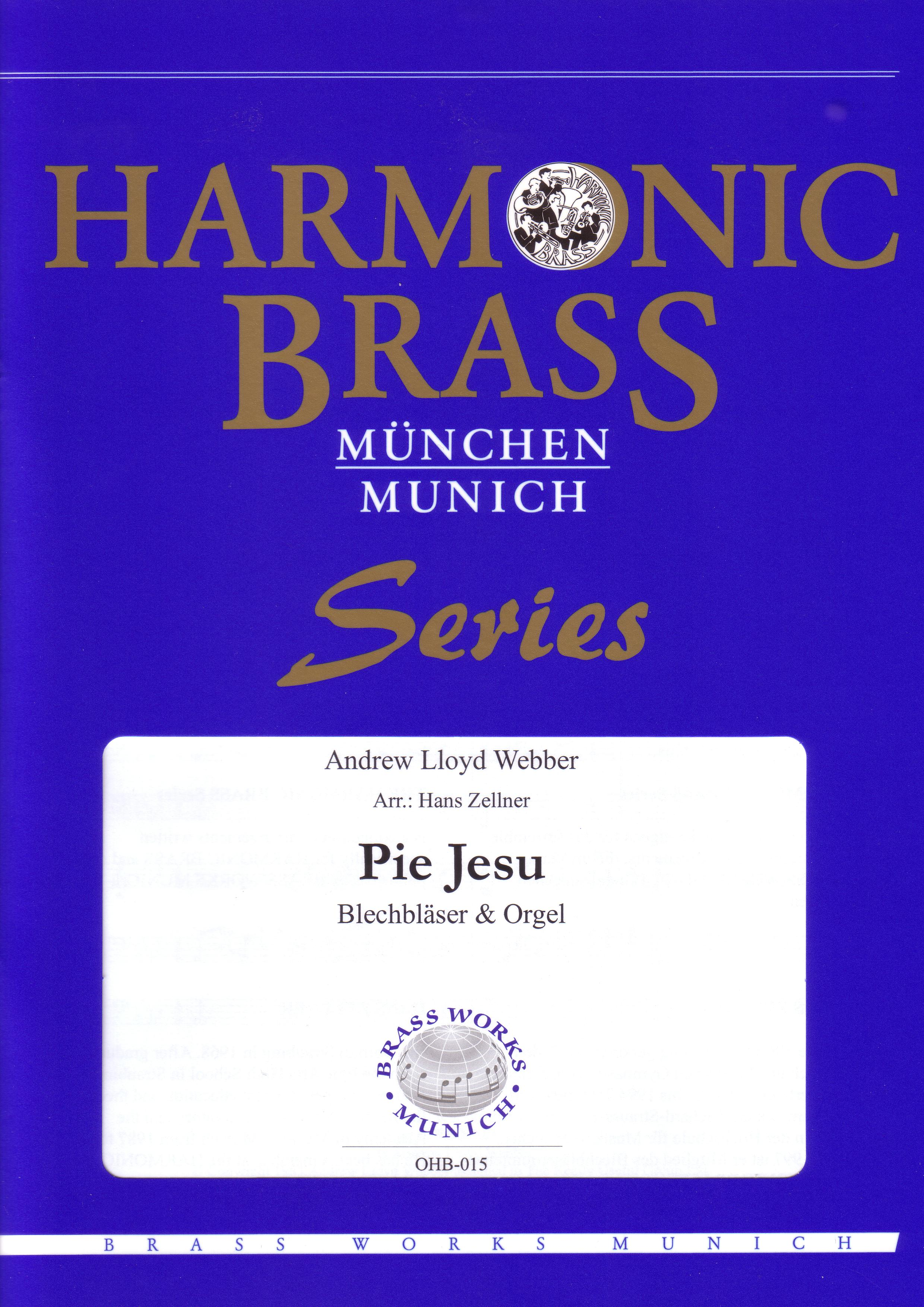 PIE JESU (score & parts)