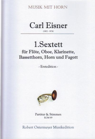 SEXTET No.1 score & parts