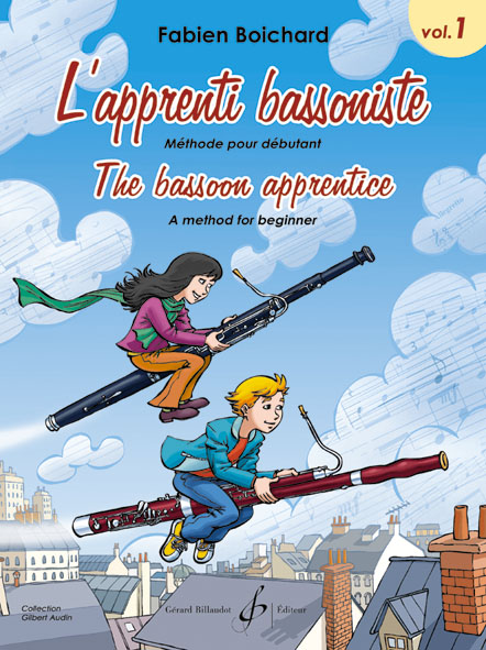THE BASSOON APPRENTICE Volume 1