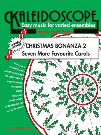 CHRISTMAS BONANZA 2 Seven More Favourite Carols