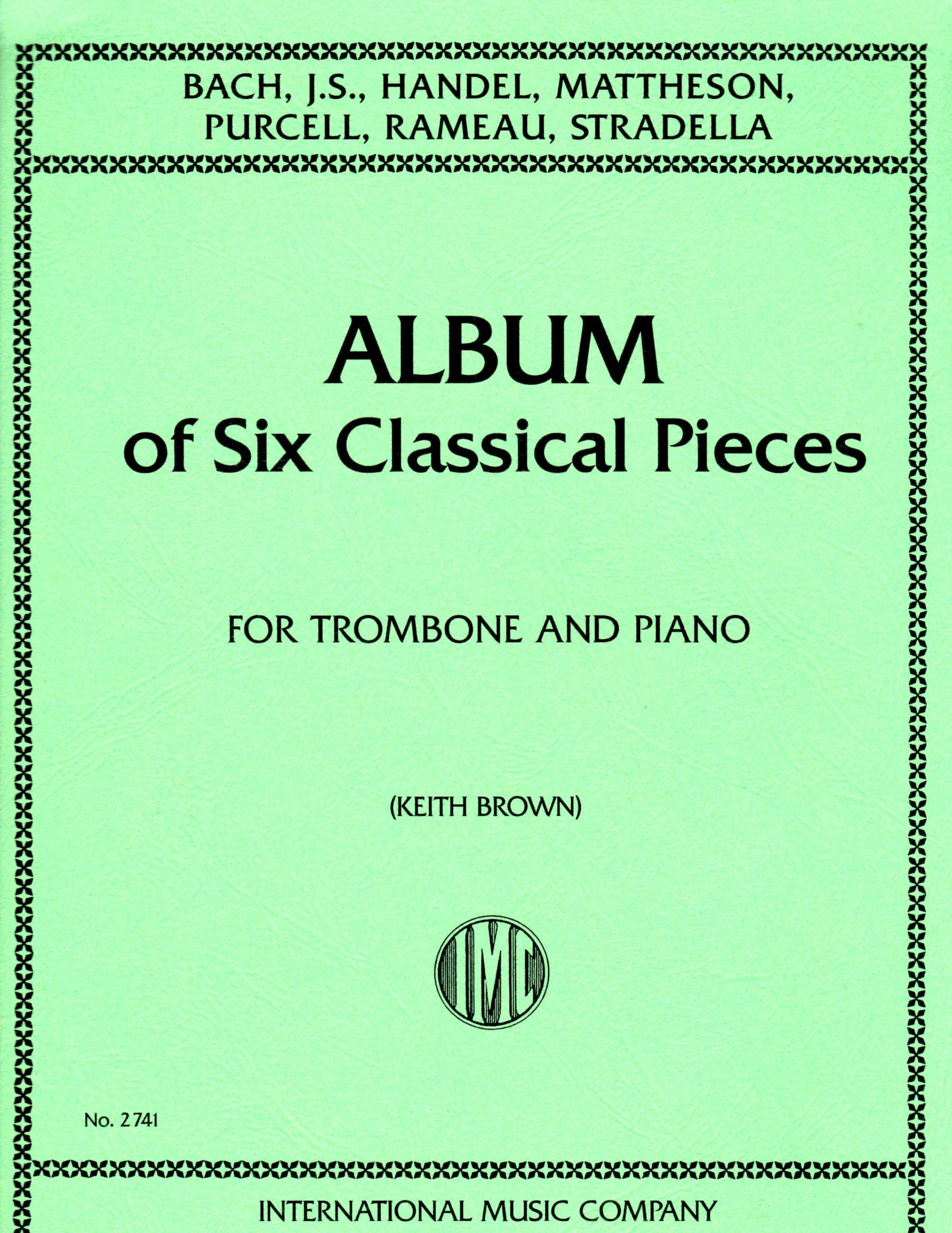 ALBUM OF CLASSICAL PIECES