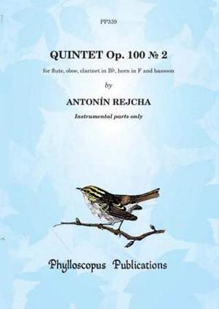 QUINTET Op.100/2 set of parts