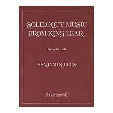 SOLILOQUY MUSIC from 'King Lear'