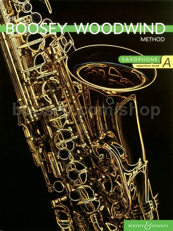 BOOSEY WOODWIND METHOD REPERTOIRE Book A