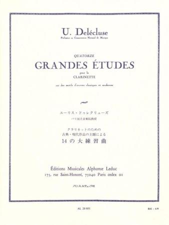 14 GRANDES ETUDES