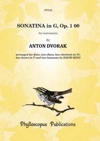 SONATINA in G major Op.100 score & parts