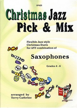 CHRISTMAS JAZZ PICK AND MIX (playing score)