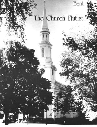THE CHURCH FLUTIST: OBBLIGATOS FOR 50 HYMNS AND CAROLS