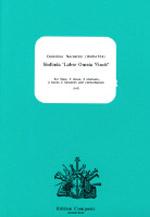 SINFONIA 'Labor Omnia Vincit'