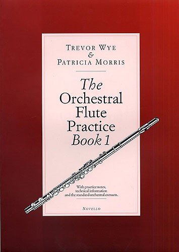 THE ORCHESTRAL FLUTE PRACTICE Book 1