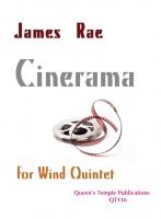 CINERAMA (score & parts)